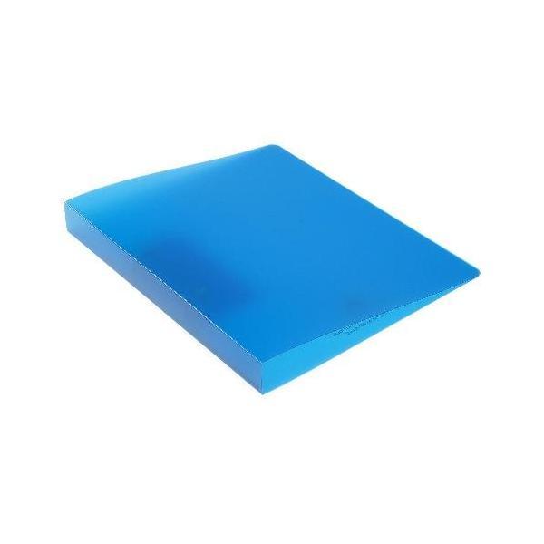 A4ファイル23[TRP] ブルー edc