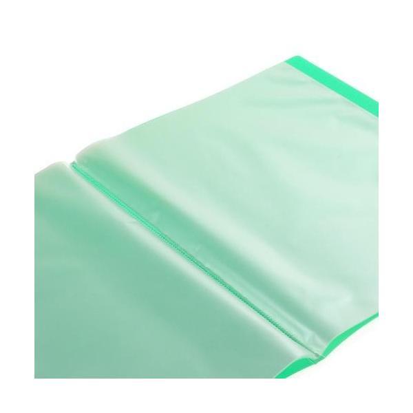 A3クリアファイル20[TRP] グリーン edc 02