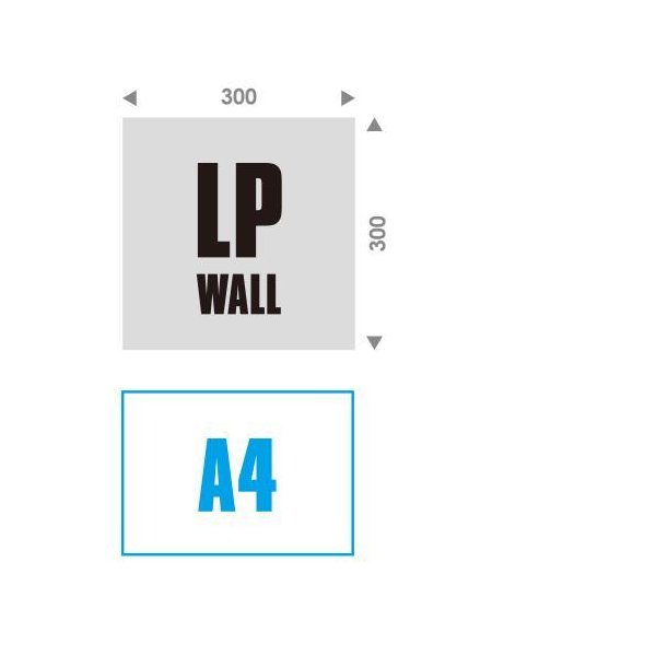 カレンダー 壁掛け LP 2020年 1月始まり アイボリー シンプル 公式通販サイト|edc|02