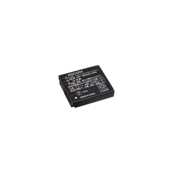 4961311855535 リコー リチャージャブルバッテリー DB−65 174580 RICOH デジカメ用充電バッテリー