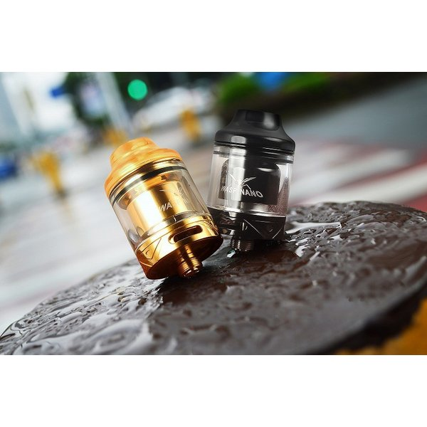 ベイプ OUMIER【Wasp Nano RTA 23mm】 電子たばこ vape ワスプ [E-2宅配便]|edgejp|10