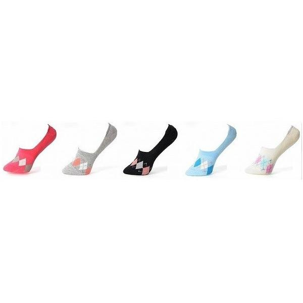かわいい レディース フットカバー 柄 靴下 ソックス|edgesports|02