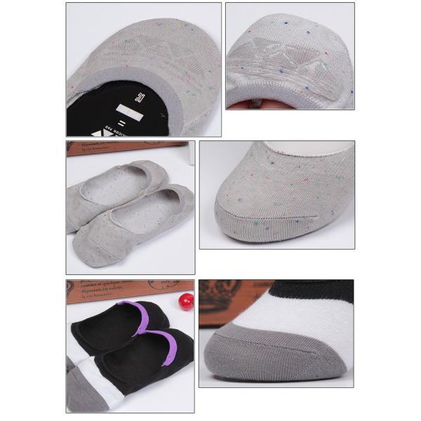 かわいい レディース フットカバー NEW 靴下 ソックス|edgesports|06