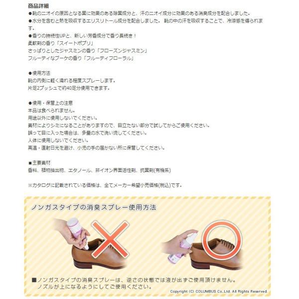 靴用消臭 除菌スプレー オドクリーンミスト 女性用