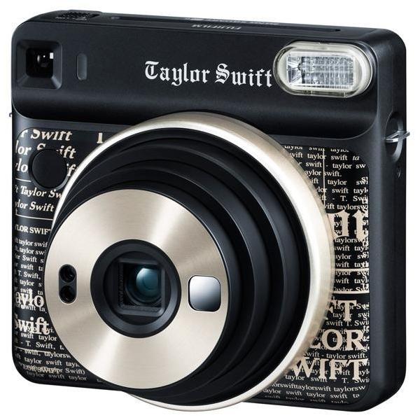 フジフイルム インスタントカメラ instax SQUARE SQ 6 「チェキ」Taylor Swiftの画像