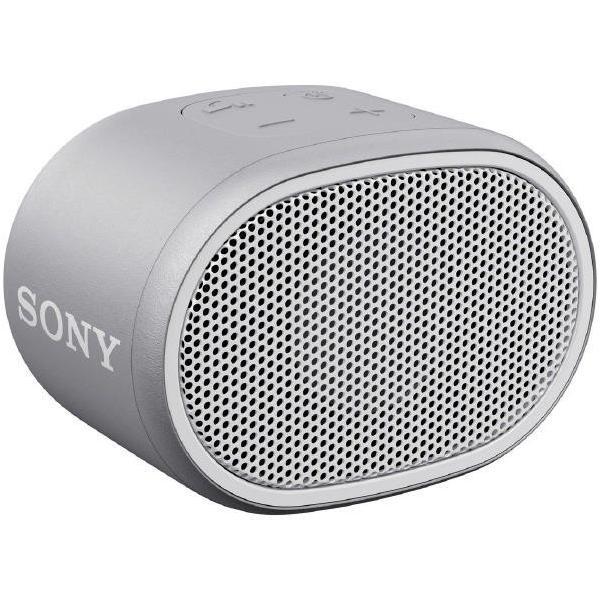 SONY ワイヤレススピーカー ホワイト SRS-XB01 W [SRSXB01W]