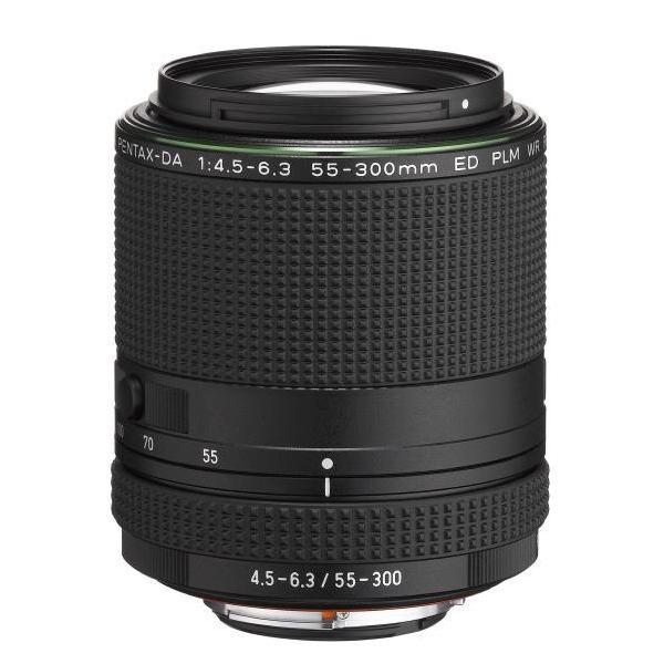 PENTAX 望遠レンズ HD PENTAX-DA 55-300mmF4.5-6.3ED PLM WR RE HD DA55-300MM ED PLMWRRE [HDDA55300MMEDPLMWRRE]