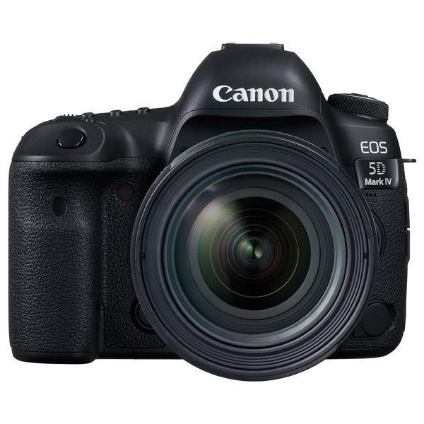 キヤノン デジタル一眼レフカメラ・EF24-70mm F4L IS USM レンズキット ブラック EOS5DMK42470ISLK [EOS5DMK42470ISLK]