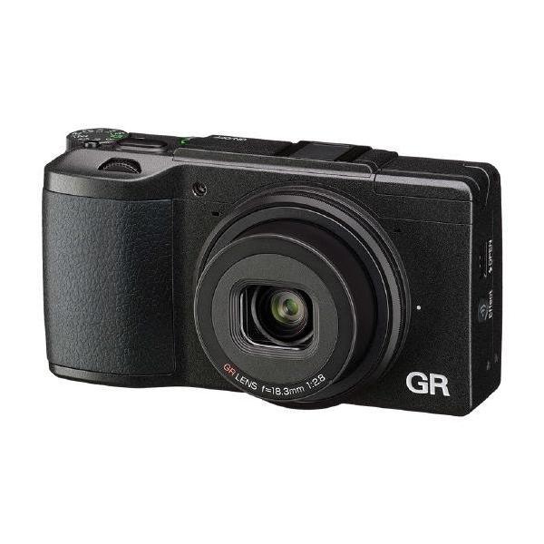 RICOH デジタルカメラ ブラック GR II [GRII]