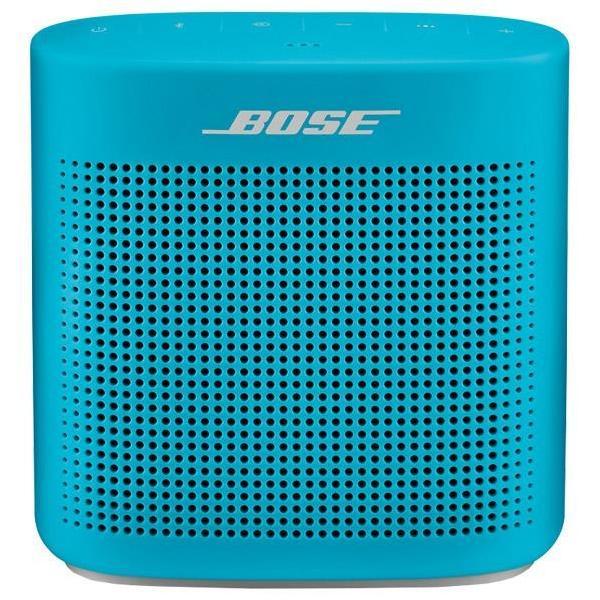 BOSE Bluetoothスピーカー ブルー SOUNDLINK COLOR II BLU [SOUNDLINKCOLOR2BLU]