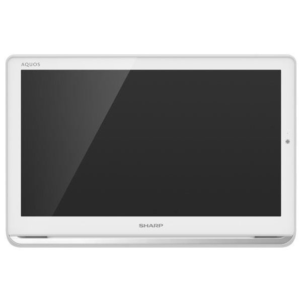 シャープ 16V型ポータブル液晶テレビ ホワイト 2TC16APW [2TC16APW]