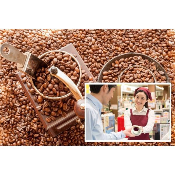 ポイント消化 コーヒー豆 オリジナルブレンド 珈琲 選べる 豆 中挽き 粉  20杯分 お試し 福袋 200g 送料無料 セール|edoshounin|14