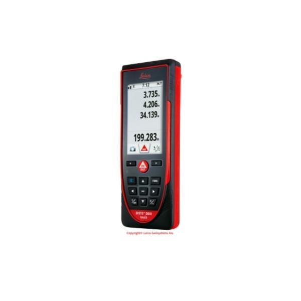 タジマ DISTO-D810TOUCHSET レ−ザ−距離計 ライカディスト D810 touch パッケ−ジ 測定距離250m タッチスクリ−ン モバイル連動 充電式 屋外兼用 新品 代引不可