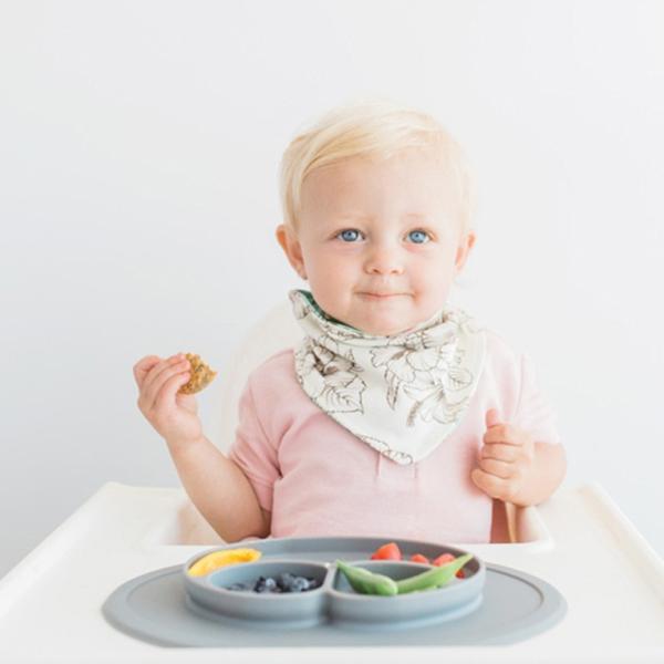 食器 ベビー食器 食器セット 誕生日プレゼント お食い初め 離乳食 赤ちゃん ベビー ezpz イージーピージー ミニマット 吸盤 子供 出産祝い|edute|10