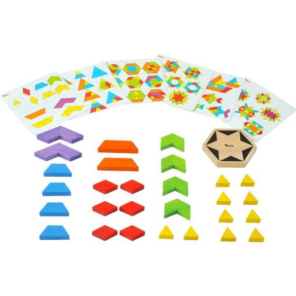 3歳 4歳 誕生日プレゼント 男 女 木のおもちゃ 知育玩具 知育 おもちゃ パズル|edute|02