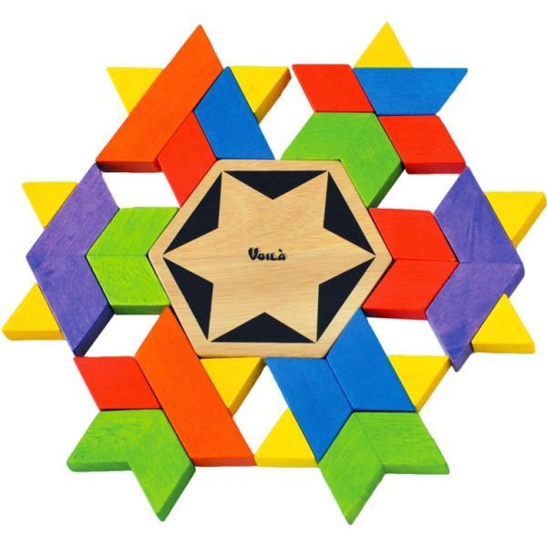 3歳 4歳 誕生日プレゼント 男 女 木のおもちゃ 知育玩具 知育 おもちゃ パズル|edute|17
