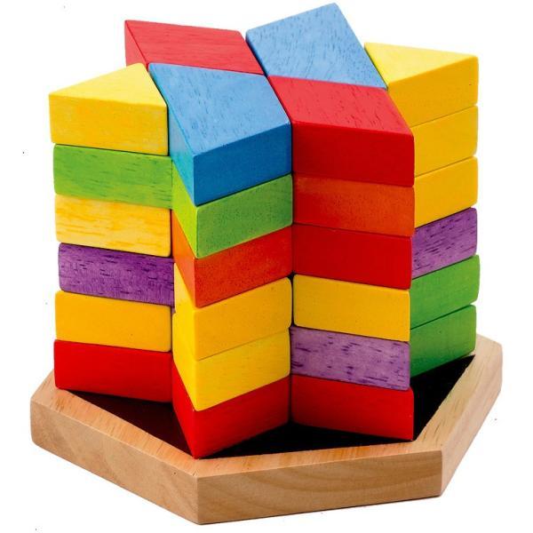 3歳 4歳 誕生日プレゼント 男 女 木のおもちゃ 知育玩具 知育 おもちゃ パズル|edute|18