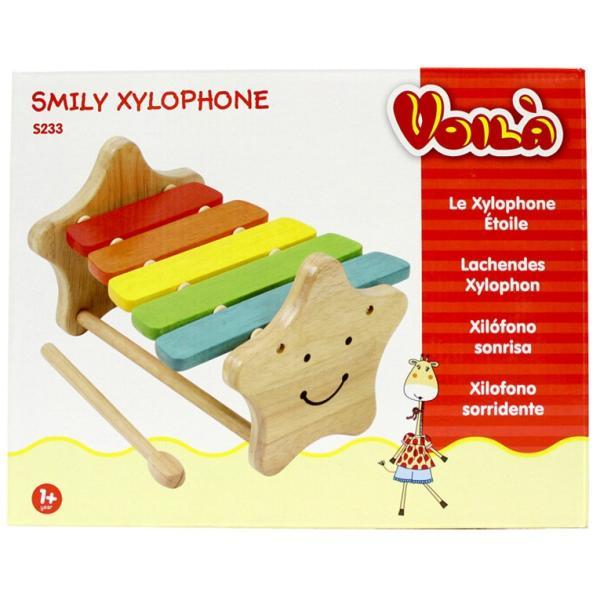 1歳 2歳 誕生日プレゼント 男 女 音が出る 知育玩具 木のおもちゃ 木 おもちゃ 木製 木琴 楽器玩具 スマイリーシロフォン VOILA ボイラ|edute|13