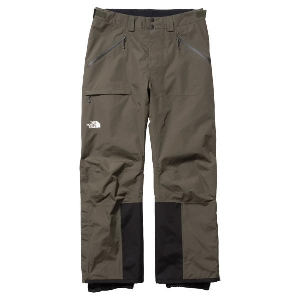 ノースフェイス スノーボード ウェア パンツ メンズ スラッシュバックパンツ NS62006 NT(ニュートープ) THE NORTH FACE Slashback Pant