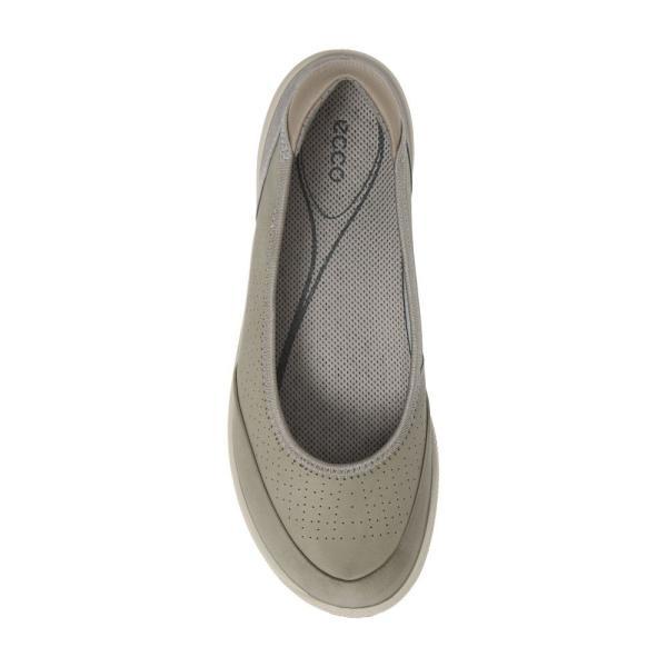 エコー ECCO レディース スリッポン・フラット シューズ・靴 BIOM Life Ballet Flat Wild Dove Leather