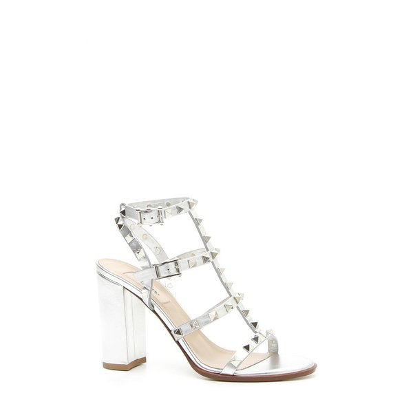 ヴァレンティノ VALENTINO GARAVANI レディース サンダル・ミュール シューズ・靴 Rockstud Block Heel Sandal