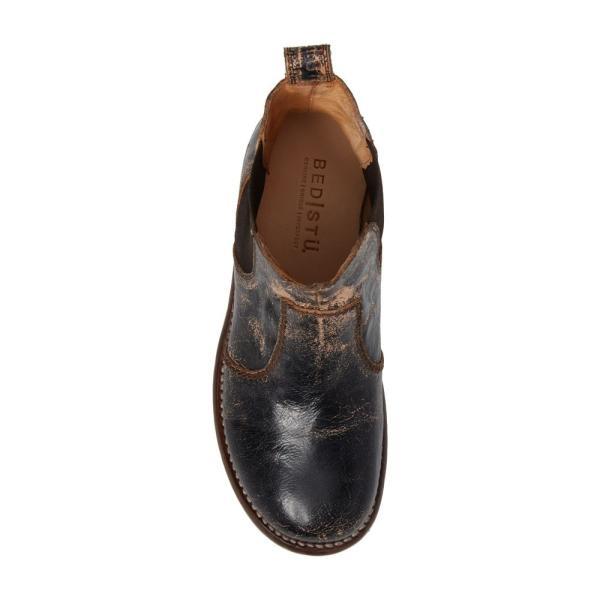 ベッドステュ BED STU レディース ブーツ シューズ・靴 Nandi Chelsea Boot Black Lux