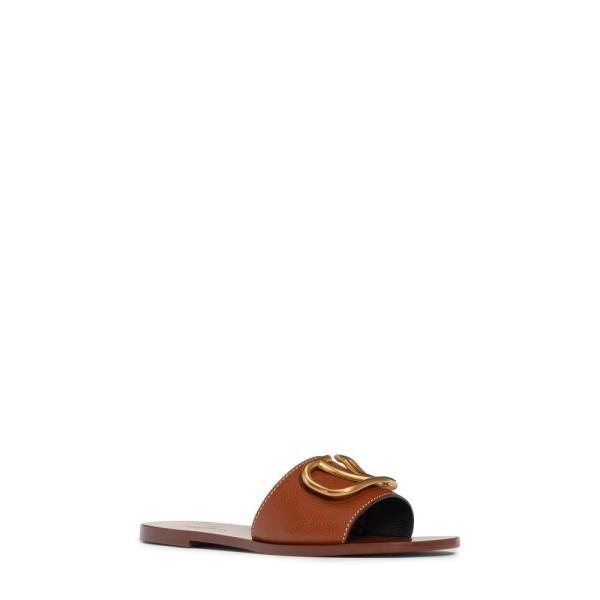 ヴァレンティノ VALENTINO GARAVANI レディース サンダル・ミュール シューズ・靴 Brooch Slide Sandal