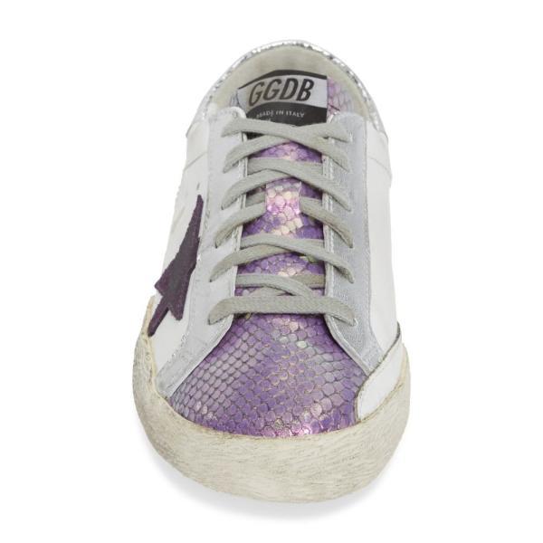 ゴールデン グース GOLDEN GOOSE レディース スニーカー シューズ・靴 Superstar Metallic Sneaker