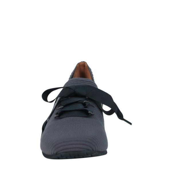 ラモールドピード L'AMOUR DES PIEDS レディース スニーカー シューズ・靴 Taimah Sneaker Dark Grey/ Black Fabric