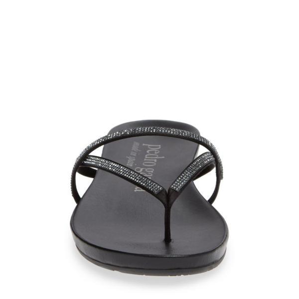 ペドロ ガルシア PEDRO GARCIA レディース サンダル・ミュール シューズ・靴 Giulia Crystal Embellished Sandal