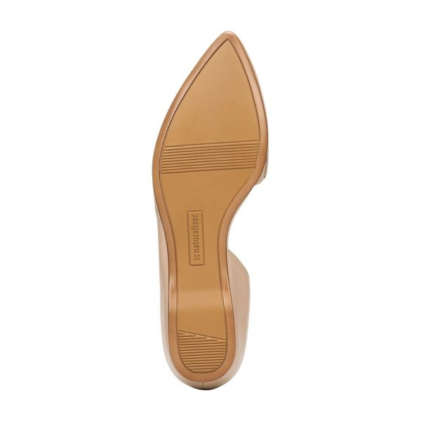 ナチュラライザー NATURALIZER レディース スリッポン・フラット シューズ・靴 Samantha Half d'Orsay Flat