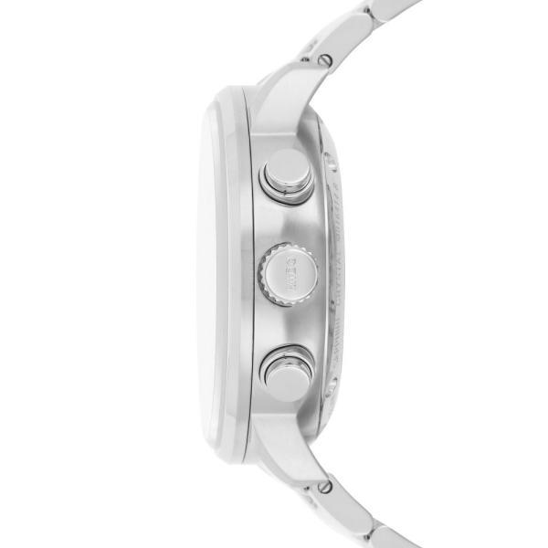 ミドー MIDO レディース 腕時計 Commander Chronometer Bracelet Watch, 42mm Silver/ Blue/ Silver