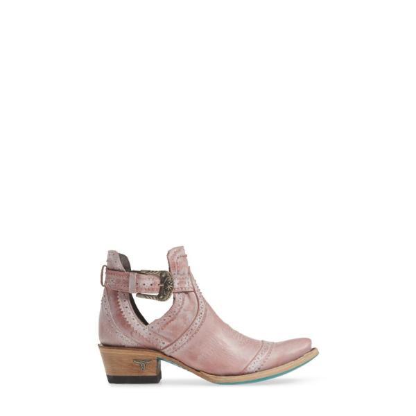 レーンブーツ LANE BOOTS レディース ブーツ シューズ・靴 Cahoots Bootie Blush Leather