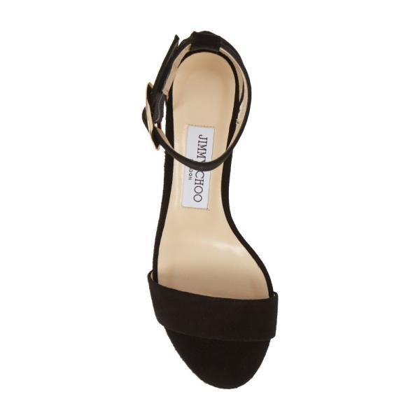 ジミー チュウ JIMMY CHOO レディース サンダル・ミュール シューズ・靴 Jaimie Ankle Strap Sandal