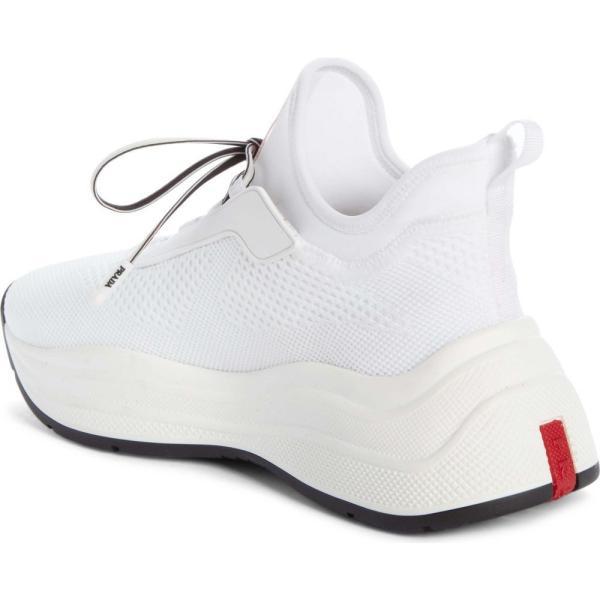 プラダ PRADA レディース スニーカー シューズ・靴 Knit Sock Sneaker