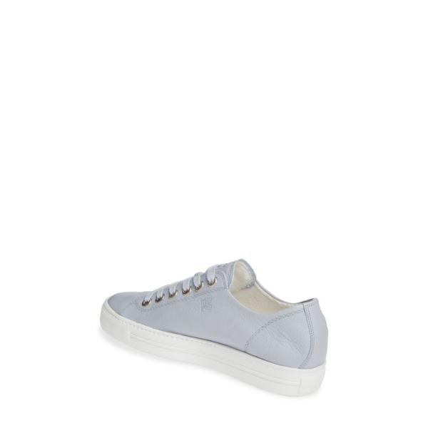 ポールグリーン PAUL GREEN レディース スニーカー シューズ・靴 Ally Low Top Sneaker Lago Leather
