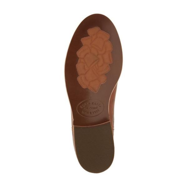 コークイーズ KORK-EASE レディース ブーツ シューズ・靴 Velma Bootie Brown Leather