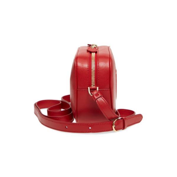 サルヴァトーレ フェラガモ SALVATORE FERRAGAMO レディース バッグ Gancio Leather Camera Bag