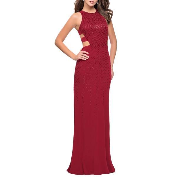 ピサロナイツ Embellished Bodice Evening Dress Sage パーティードレス PISARRO NIGHTS