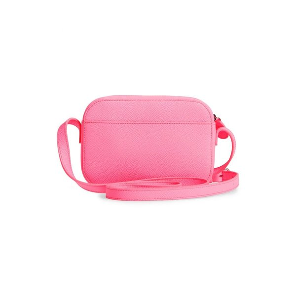 バレンシアガ BALENCIAGA レディース バッグ Extra Small Ville Leather Camera Bag Acid Pink/ Black