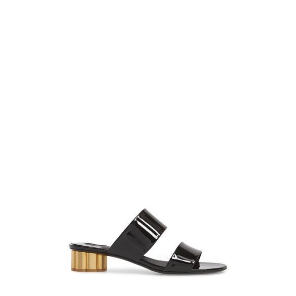 サルヴァトーレ フェラガモ SALVATORE FERRAGAMO レディース サンダル・ミュール シューズ・靴 Belluno Double Band Slide Sandal
