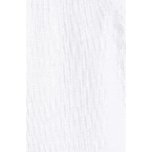 バーバリー BURBERRY メンズ ポロシャツ トップス Eddie Pique Polo White ef-3 05