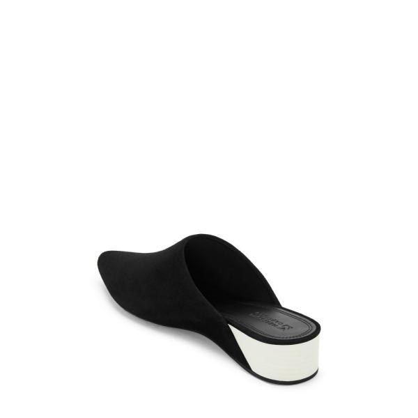 メルセデス カステロ MERCEDES CASTILLO レディース サンダル・ミュール シューズ・靴 Adriana Pointy Toe Mule Black