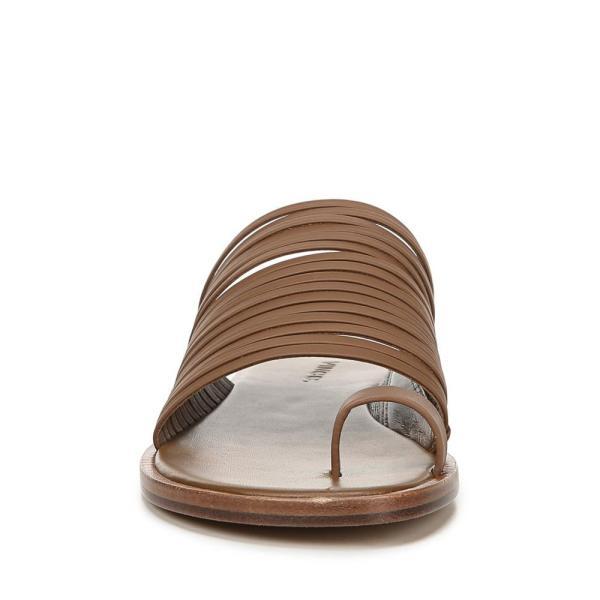 ヴィンス VINCE レディース サンダル・ミュール シューズ・靴 Penrose Toe Loop Sandal Tan
