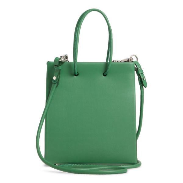 メデア MEDEA レディース バッグ Short Prima Calfskin Leather Bag Deep Green|ef-3|02