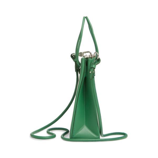 メデア MEDEA レディース バッグ Short Prima Calfskin Leather Bag Deep Green|ef-3|03