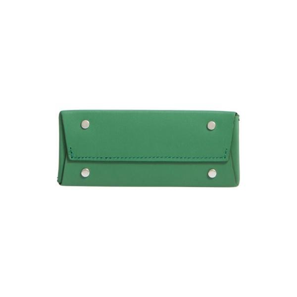 メデア MEDEA レディース バッグ Short Prima Calfskin Leather Bag Deep Green|ef-3|04