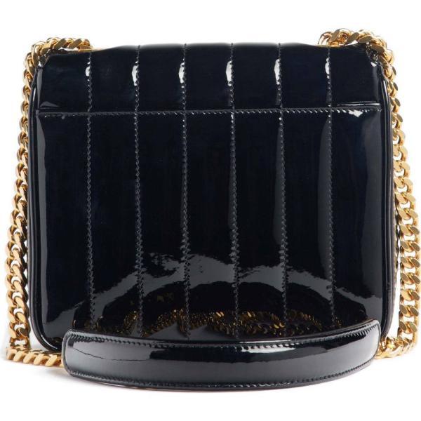 イヴ サンローラン SAINT LAURENT レディース ショルダーバッグ バッグ Small Vicky Patent Leather Crossbody Bag