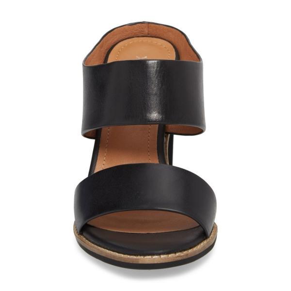 エイリアス メイ ALIAS MAE レディース サンダル・ミュール シューズ・靴 Erring Mule Black Leather