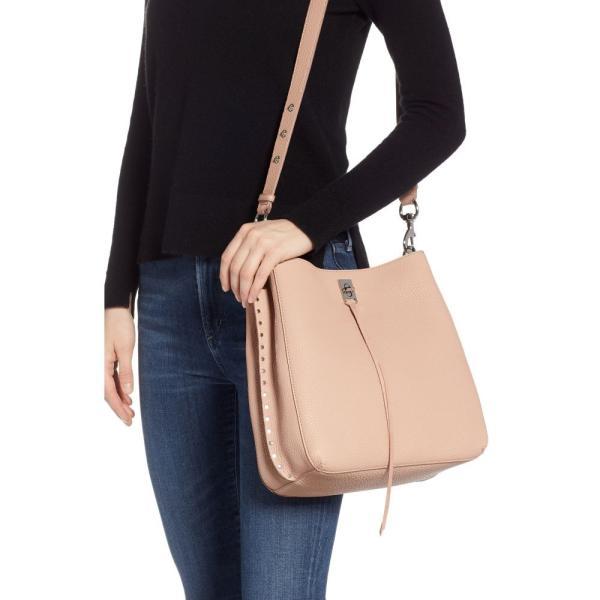 レベッカ ミンコフ REBECCA MINKOFF レディース ショルダーバッグ バッグ Darren Deerskin Leather Shoulder Bag